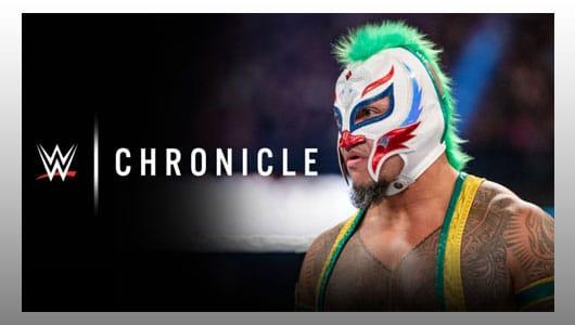 watch wwe chronicle: rey mysterio