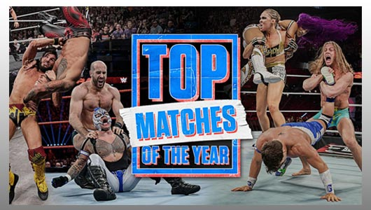 watch wwe network exclusive: top 10 matches of 2019