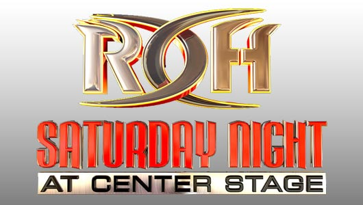 watch roh saturday night at center stage 2020