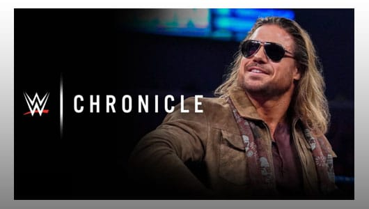 WWE Chronicle John Morrison