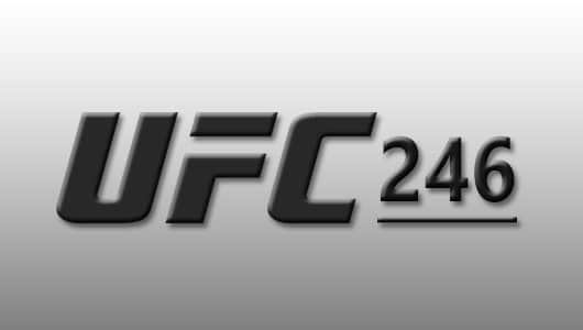 watch ufc 246