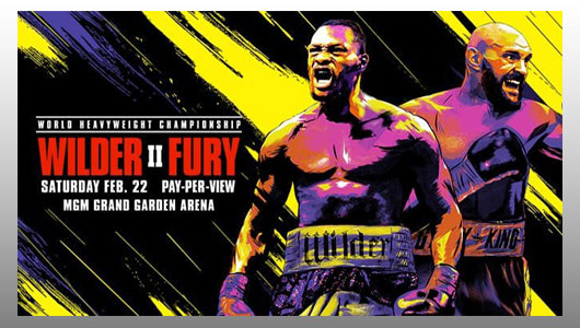 Wilder vs Fury II 2020