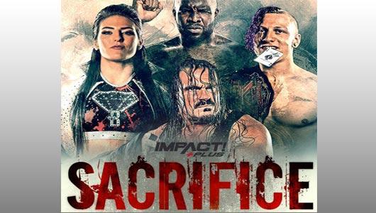 impact wrestling sacrifice 2020