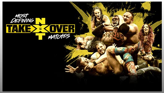 NXTs Most Defining TakeOver Matches