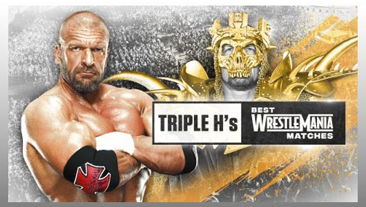 Triple Hs Best WrestleMania Matches