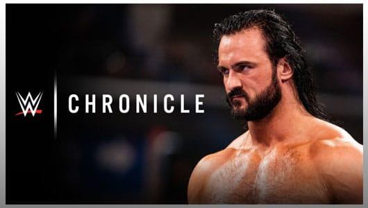 WWE Chronicle Drew McIntyre