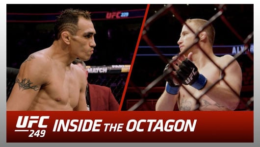249 inside the octagon