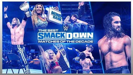 best smackdown matches