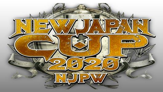 NJPW New Japan Cup 2020