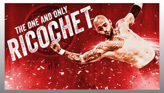 The Best Of WWE The Only and Only Ricochet