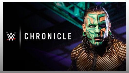 WWE CHRONICLE Jeff Hardy