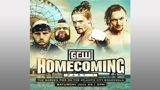 gcw homecoming 2020 part 1