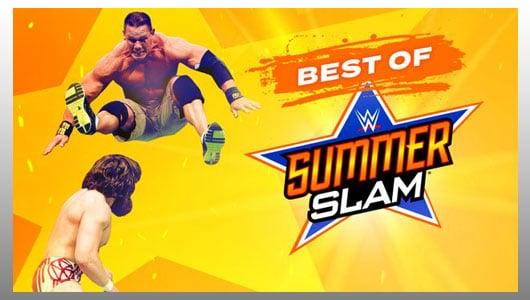 watch wwe the best of summerslam