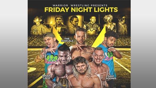 watch warrior wrestling: friday night lights 2020