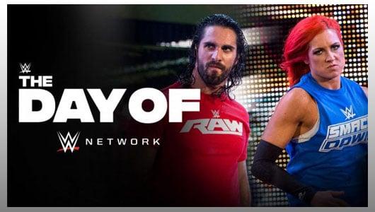 WWE The Day Of 2016 WWE Draft