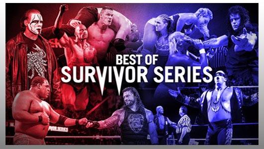 The Best Of Survivor Series