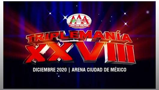 AAA Triplemania XXVIII