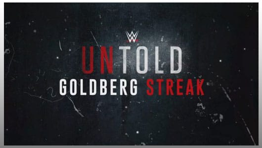 goldberg's streak