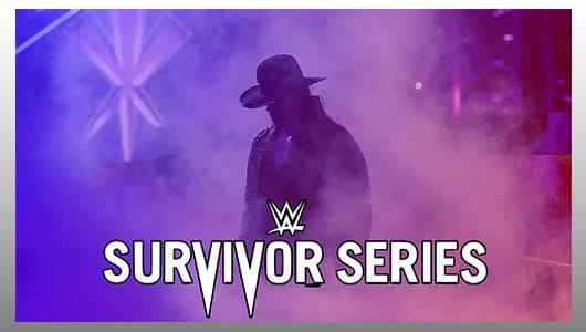 The Day of Survivor Series 2020