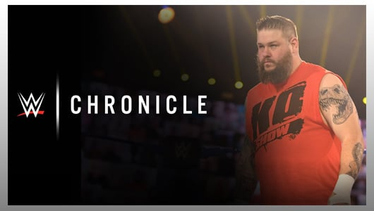 WWE Chronicle Kevin Owens