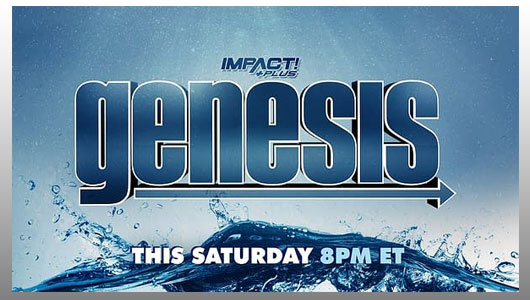 watch impact wrestling genesis 2021