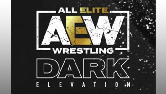 AEW Dark Elevation