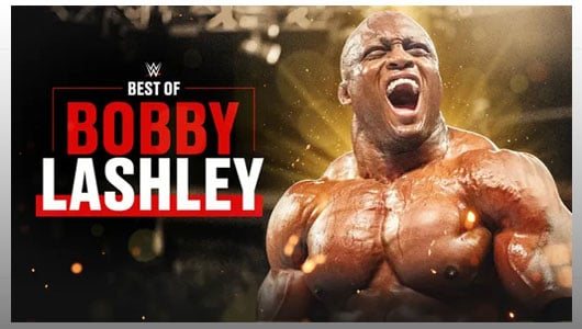 The Best of WWE Best of Bobby Lashley