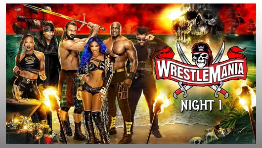 wrestlemania 37 night 1