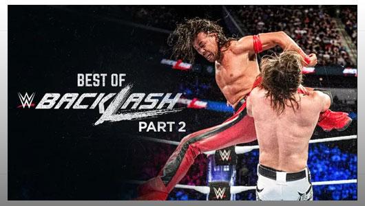 WWE Best of Backlash Part 2