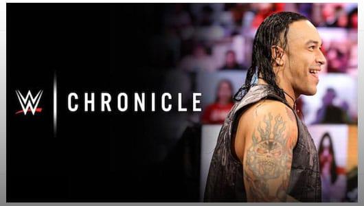 WWE Chronicle Damian Priest