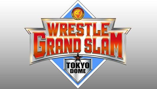 Wrestle Grand Slam in Tokyo Dome 2021