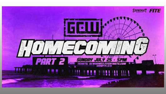 gcw home coming part 2