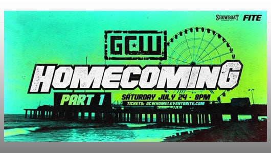 gcw homecoming 2021 part 1
