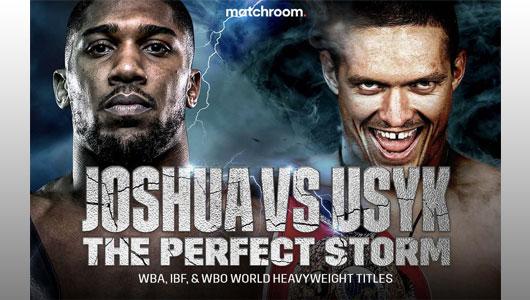 Joshua vs Usyk