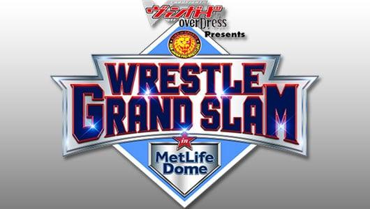 NJPW Wrestle Grand Slam 2021