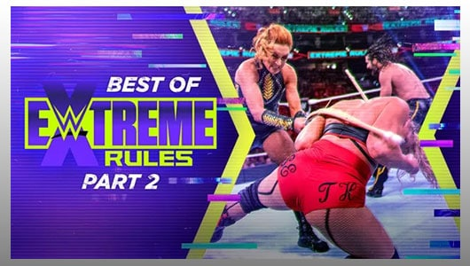 The best of WWE Best of Extreme Rules 2