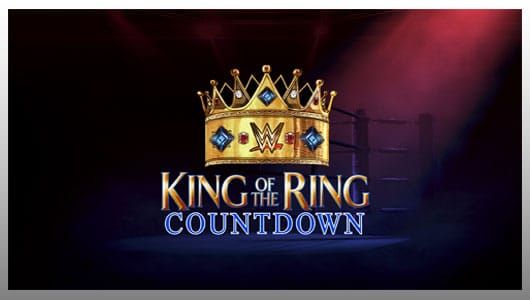 wwe king of the ring countdown